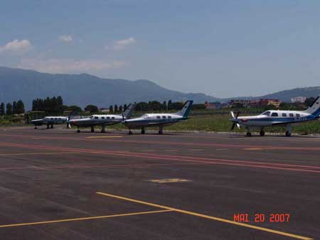 The Amalfi Fly-In, 2007