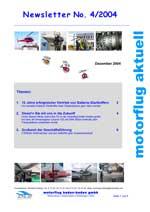 motorflug aktuell 4/2004